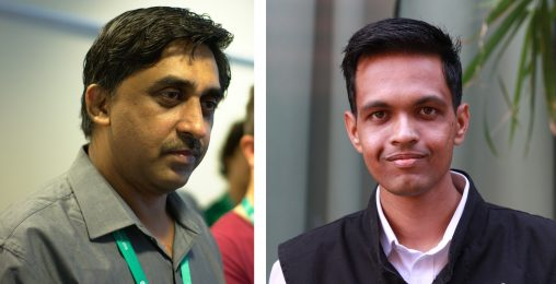 Rahul Deshmukh and Abhishek Suryawanshi. Combination of photos by Habib M'henni / Wikimedia Commons and Jasanpictures. License: CC-BY-4.0