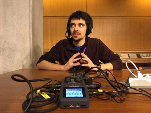 Kevin Payravi. Photo: Sebastian Wallroth. License: Public Domain